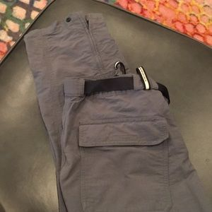 The North Face men's small pants.